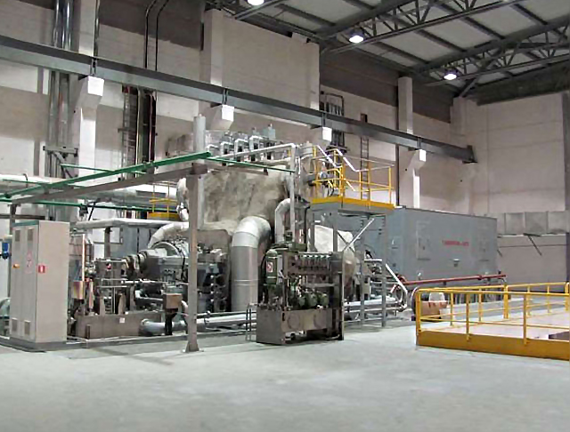 бетонные полы на заводе mondi slpk